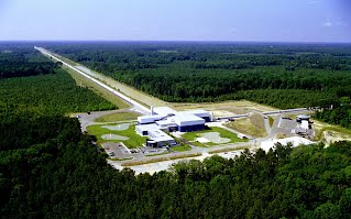 LIGO Livingston Louisiana (US)