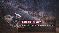 Gaia- on its way