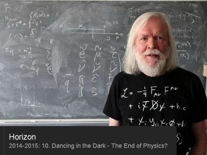 John Ellis at CERN
