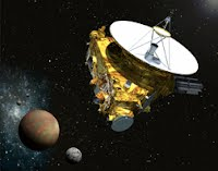 New Horizons artist impression