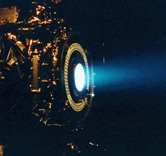 Ion-thruster-engine
